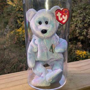 Ty Beanie Baby ISSY the FourSeasons Hotel Bear